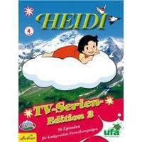 Heidi - TV-Serien Edition 2 [DVD]